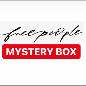 FREE PEOPLE Reseller's Mystery Box
